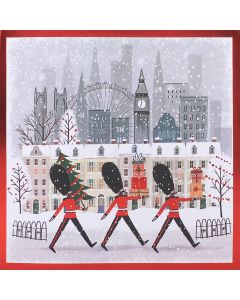 Beefeater Christmas- Cancer Research UK Charity Christmas Cards