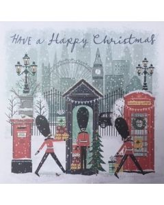 Christmas Guard - Cancer Research UK Charity Christmas Cards