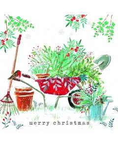 Gardeners Christmas - Perennial Charity Christmas Cards