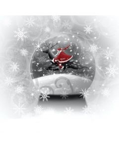 Dashing through the Snow - The Children's Society Charity Christmas Cards