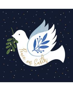 Dove and Frond - Marie Curie Charity Christmas Cards