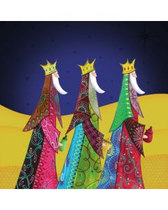 Bright Kings - Epilepsy Action Charity Christmas Cards