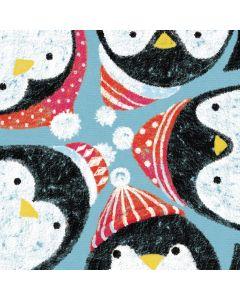 Peeking Penguins - Epilepsy Action Charity Christmas Cards