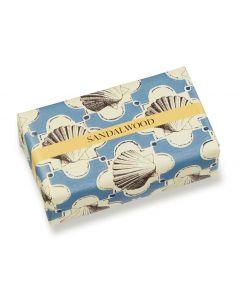 Love Olli Sandalwood Rectangular Soap