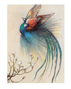 The Fire Bird Everday Single Card