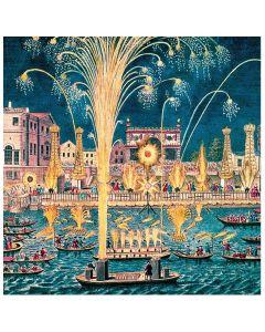 Fireworks and Illuminations Everyday Single Card