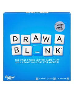 Ridley's Draw A Blank Game