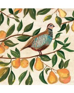 Golden Partridge  - Cards For Good Causes Charity Christmas Cards