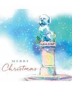 Greyfriars Bobby - Shelter Charity Christmas Cards