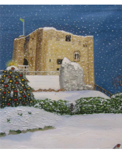 Guildford Castle - Charity Christmas Cards