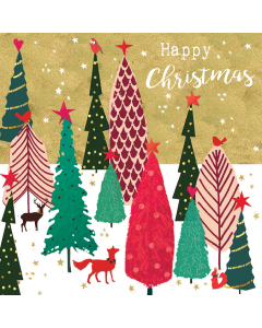 Winter Forest - Cards For Good Causes Charity Christmas Cards
