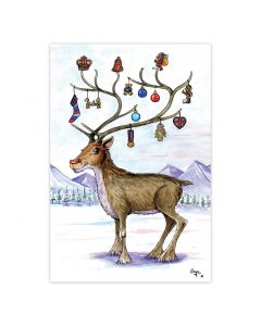 BP Highly Decorated - Help For Heroes Charity Christmas Cards