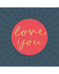 Love You Single Card