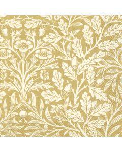 V&A Gold Acorn Lunch Napkin
