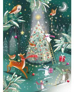 The Magical Tree Advent Calendar (34 x 25cm)