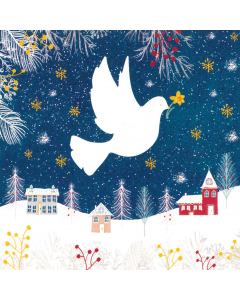 Dove of Peace -  Marie Curie Charity Christmas Cards