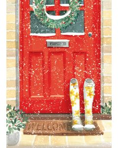 Christmas Welcome - Marie Curie Charity Christmas Cards