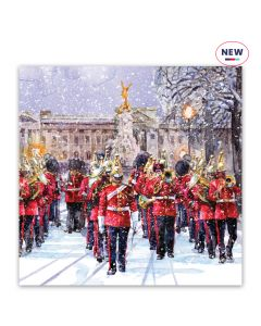 Marching Band - Help For Heroes Charity Christmas Cards