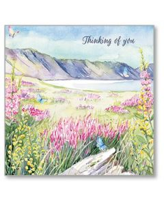 Meadow By The Lake - Thinking of You Single Card