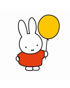 Miffy and Balloon Everday Single Card