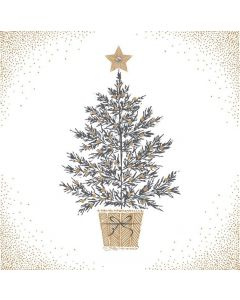 O Christmas Tree - Motor Neurone Disease Association Charity Christmas Cards