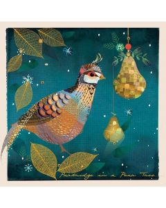 Partridge in a Pear Tree - Motor Neurone Disease Association Charity Christmas Cards