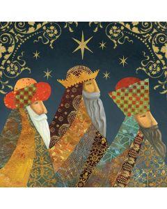 We Three Kings - Motor Neurone Disease Association Charity Christmas Cards