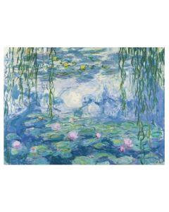 Monet's Water Lilies Everday Single Card