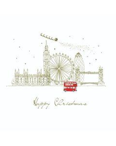 London - MS Society Christmas Cards
