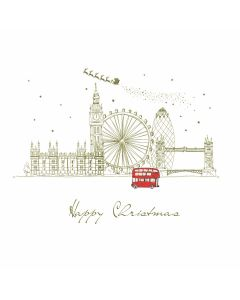 London - MS Society Charity Christmas Cards