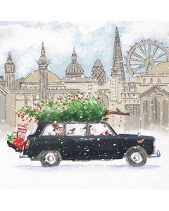 Santa's Taxi