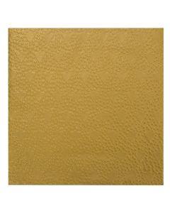 L'Alberetto Uni gold napkins