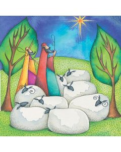 Shepherds' Delight - National Autistic Society Charity Christmas cards
