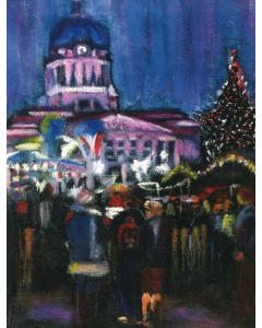 Nottingham Christmas Market - Charity Christmas Cards