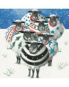 Baa Baa Humbug - Parkinson's UK Charity Christmas cards
