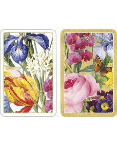 Redoute Floral Bridge Card Gift Set