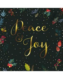 Peace and Joy - Multiple Sclerosis Trust Charity Christmas Cards