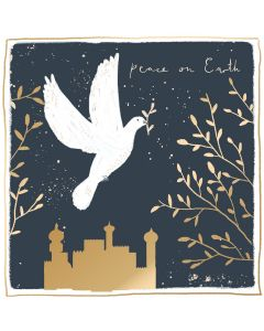 Peace on Earth - Cards For Good Causes Charity Christmas Cards