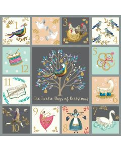 Twelve Days of Christmas - Perennial Charity Christmas Cards