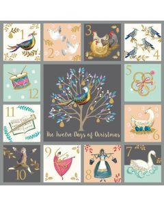 Twelve Days - Perennial Charity Christmas Cards