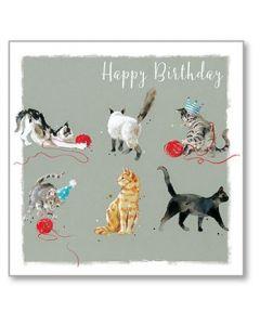 Play Time - Happy Birthday Single Card