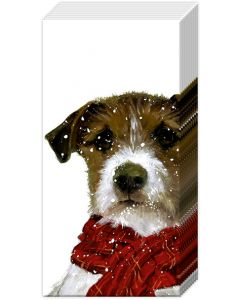 Archie Pocket Tissues - Charity Christmas Gifts & Decorations