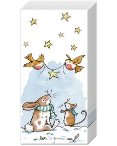 Pocket Tissue A Star For You - Charity Christmas Gifts & Decorations