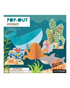 Pop Out Ocean