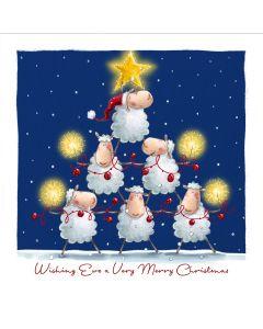 Wishing Ewe A Merry Christmas