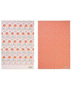 Reka Sophie Conran Tea Towel Two Pack - 100% cotton