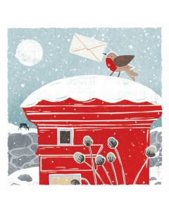 Robin Postie  - Cards For Good Causes Charity Christmas Cards