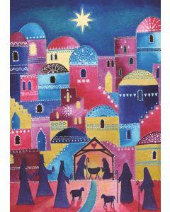 Nativity Card - RNLI Charity Christmas Cards
