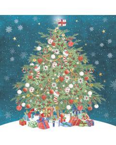 Christmas Tree - RNLI Charity Christmas Cards