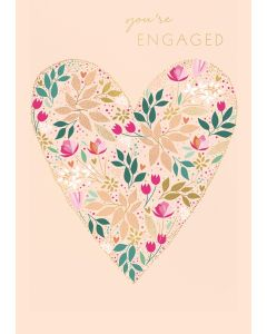 You're Engaged! Single Card
